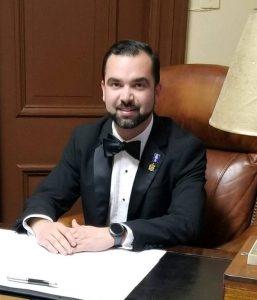 Joshua P. Manfredo